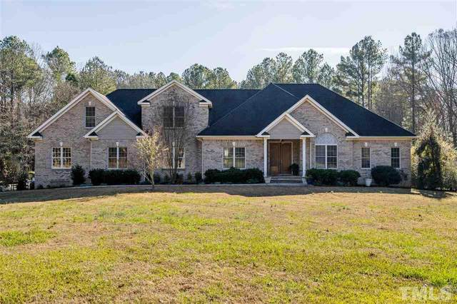 3119 River Forks Road, Sanford, NC 27330 (#2357248) :: The Jim Allen Group