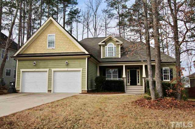 45 Oscar Wilde Way, Youngsville, NC 27596 (#2357297) :: Saye Triangle Realty