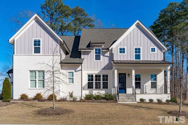 3144 Mantle Ridge Drive, Apex, NC 27502 (MLS #2357298) :: On Point Realty