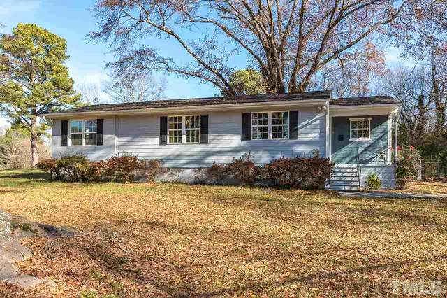 2411 Boswell Road, Raleigh, NC 27610 (#2357374) :: Triangle Just Listed