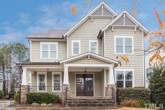 116 Market Cross Court, Holly Springs, NC 27540 (#2357428) :: Saye Triangle Realty