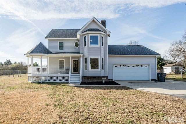 3649 Cleveland Road, Smithfield, NC 27577 (MLS #2357640) :: On Point Realty