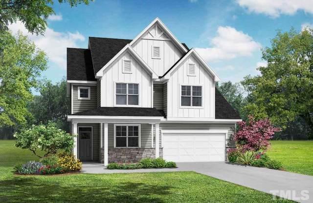 359 Badger Pass Drive Lot 237 (Elm/B), Clayton, NC 27527 (#2357724) :: The Jim Allen Group