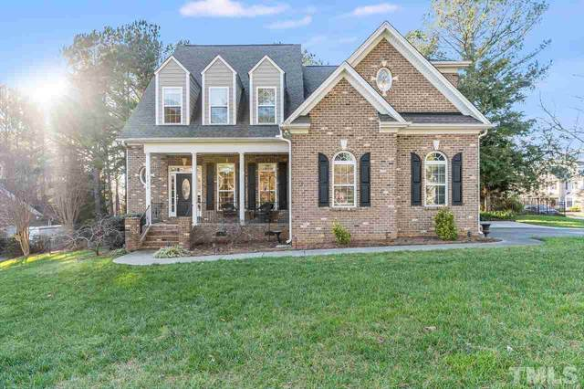 7313 Quercus Court, Wake Forest, NC 27587 (#2357776) :: Bright Ideas Realty