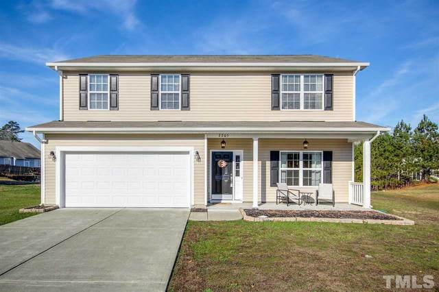 2205 Bayswater Drive, Creedmoor, NC 27522 (#2357819) :: Triangle Just Listed