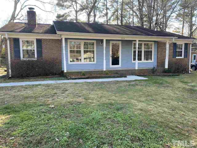 205 Killington Drive, Raleigh, NC 27609 (#2357980) :: The Jim Allen Group
