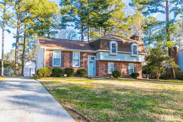 1107 Knollwood, Apex, NC 27502 (#2358056) :: The Beth Hines Team