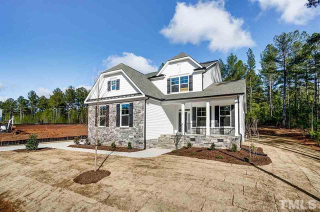 125 Green Haven Boulevard, Youngsville, NC 27596 (#2358115) :: The Jim Allen Group