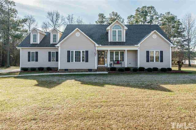 320 Tafton Drive, Wendell, NC 27591 (#2358141) :: Bright Ideas Realty