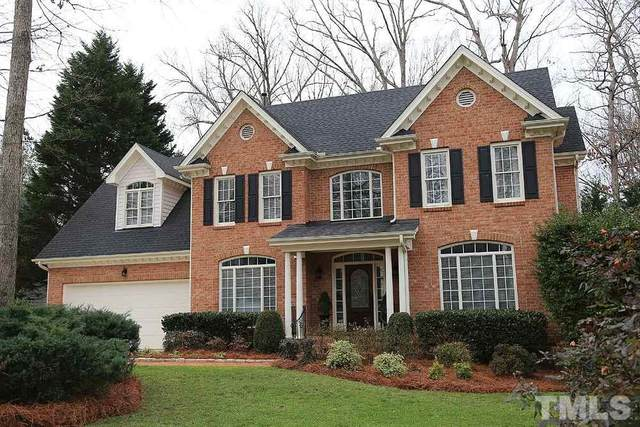 208 Gentlewoods Drive, Cary, NC 27518 (MLS #2358279) :: On Point Realty