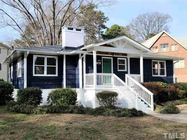 1401 Ruffin Street, Durham, NC 27701 (#2358539) :: Real Properties