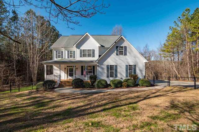 390 Old Chestnut Crossing, Moncure, NC 27559 (MLS #2358596) :: On Point Realty