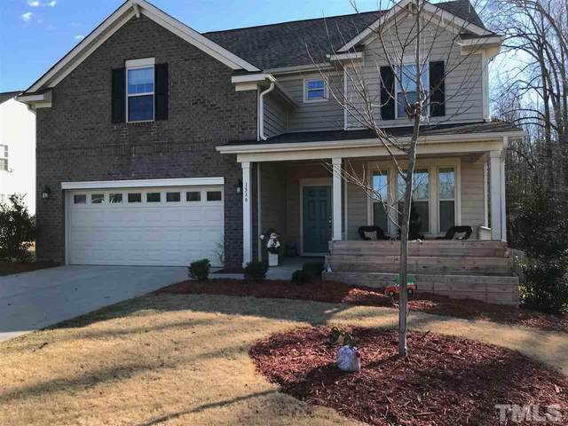 1516 Gracechurch Street, Wake Forest, NC 27587 (MLS #2358653) :: On Point Realty