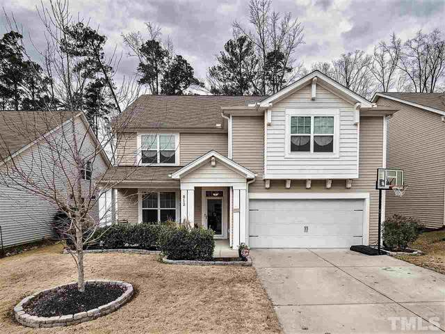 812 Briana Drive, Durham, NC 27712 (MLS #2358662) :: On Point Realty