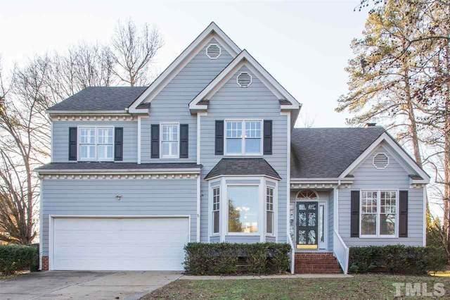 2001 Muirfield Village Way, Raleigh, NC 27604 (#2358706) :: Real Estate By Design