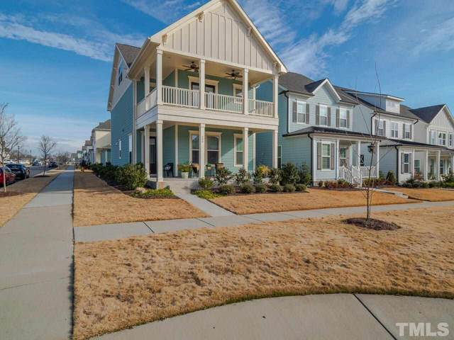 300 Levi Lane, Wake Forest, NC 27587 (#2358865) :: Real Estate By Design