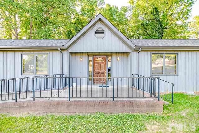1600 S Elm Street, Sanford, NC 27330 (MLS #2358943) :: EXIT Realty Preferred