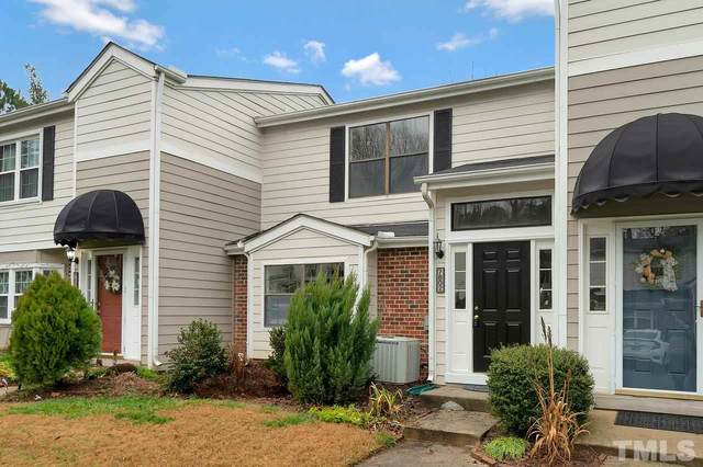 7802 Falcon Rest Circle Building 21, Raleigh, NC 27615 (#2359073) :: RE/MAX Real Estate Service