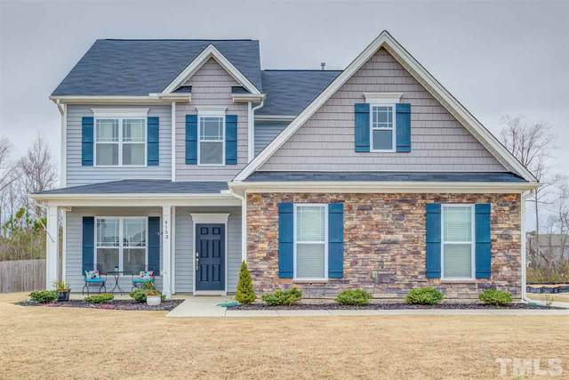 4153 Weavers Pond Drive, Zebulon, NC 27597 (#2359238) :: Marti Hampton Team brokered by eXp Realty