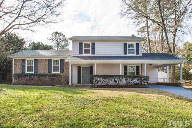1004 Indian Trail Drive, Raleigh, NC 27609 (#2359243) :: Real Estate By Design