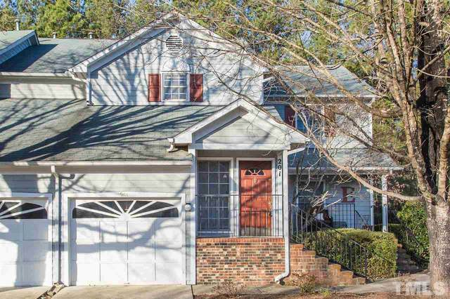 8311 Hempshire Place #201, Raleigh, NC 27613 (#2359412) :: Real Estate By Design