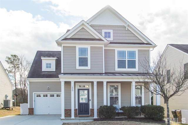 220 Haywood Lane, Clayton, NC 27527 (MLS #2359562) :: On Point Realty