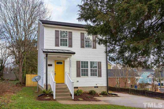 1507 Pender Street, Raleigh, NC 27610 (#2359639) :: Real Properties