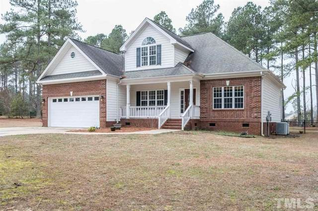 1011 Swift Creek Drive, Clayton, NC 27520 (#2359718) :: Choice Residential Real Estate