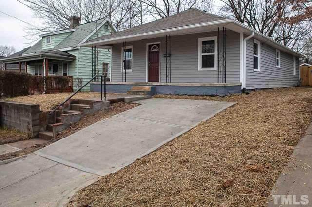 805 N Elizabeth Street, Durham, NC 27701 (#2359832) :: Real Properties