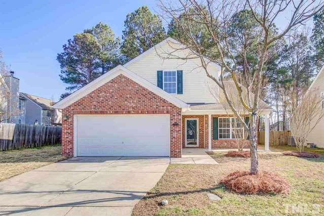 808 Holly Thorn Trace, Holly Springs, NC 27540 (#2359902) :: Real Estate By Design