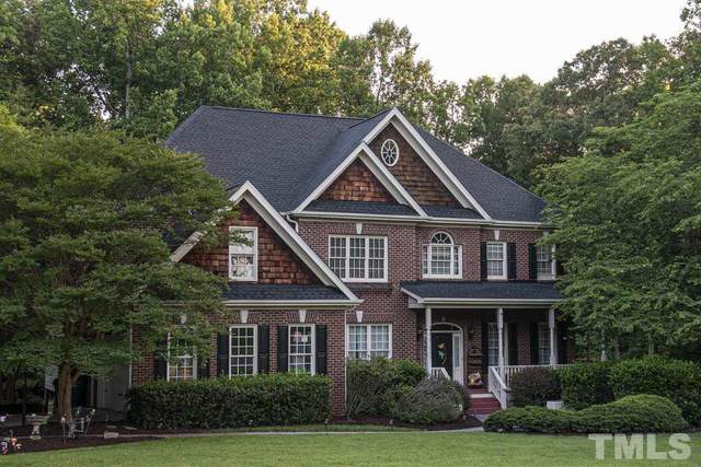 2101 Old Nc 98 Highway, Wake Forest, NC 27587 (#2359919) :: Dogwood Properties