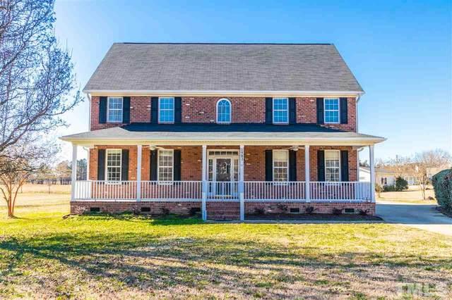 1902 Ken Drive, Fuquay Varina, NC 27526 (#2360043) :: Choice Residential Real Estate
