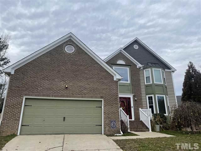 9812 Miranda Drive, Raleigh, NC 27617 (#2360176) :: The Jim Allen Group