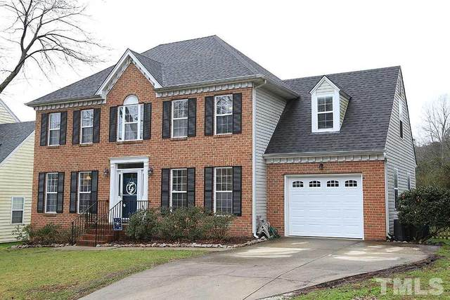 8609 Hobhouse Circle, Raleigh, NC 27615 (#2360189) :: Dogwood Properties
