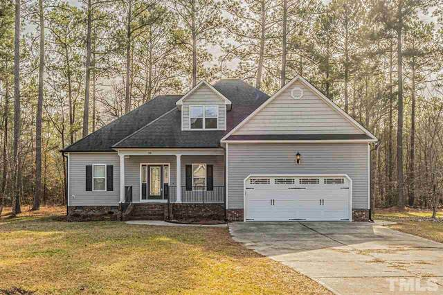 339 Log Cabin Court, Selma, NC 27576 (#2360202) :: Real Estate By Design