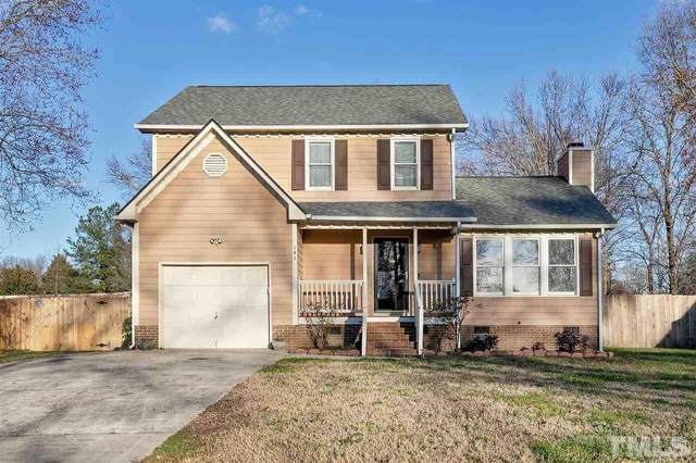 141 Autumn Ridge Drive, Knightdale, NC 27545 (#2360238) :: Real Estate By Design