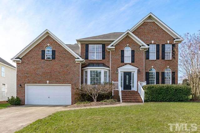 4 Haycox Court, Durham, NC 27713 (MLS #2360252) :: On Point Realty