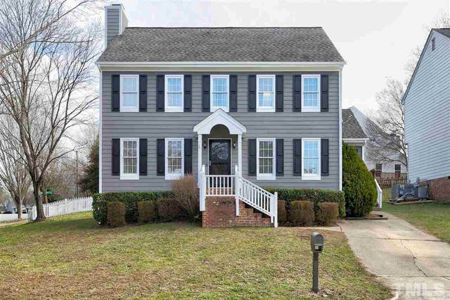 7320 Massachusetts Court, Raleigh, NC 27615 (MLS #2360267) :: On Point Realty