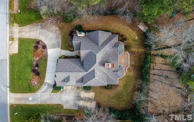 101 Large Oaks Drive, Cary, NC 27518 (#2360325) :: Real Properties