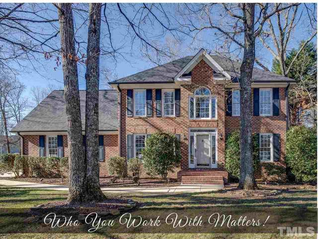 3808 Belsize Court, Fuquay Varina, NC 27526 (MLS #2360356) :: On Point Realty