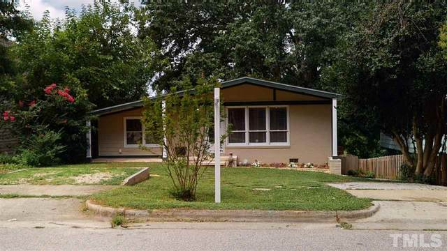 1018 Coleman Street, Raleigh, NC 27610 (#2360425) :: Real Properties