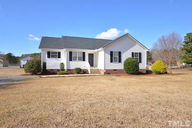 123 Hilltop Drive, Four Oaks, NC 27524 (MLS #2360440) :: On Point Realty