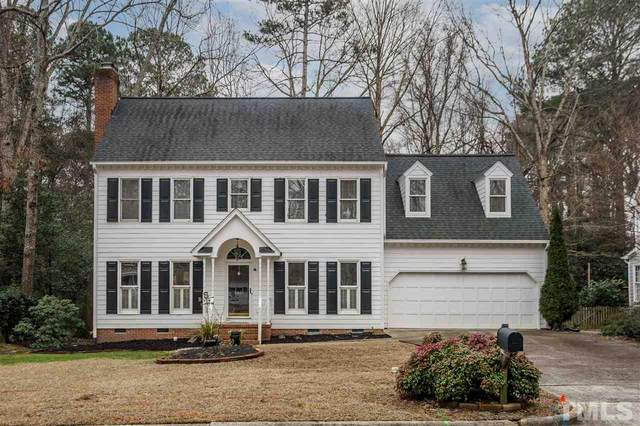 1021 New Dover Road, Apex, NC 27502 (#2360634) :: Saye Triangle Realty