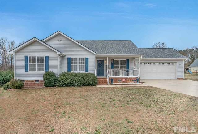 672 Olivia Way, Selma, NC 27576 (#2360642) :: Marti Hampton Team brokered by eXp Realty