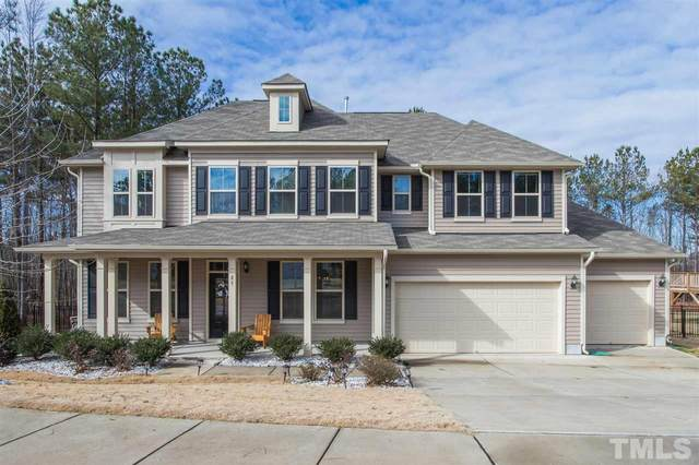 85 N Ridge View Way, Franklinton, NC 27525 (#2360774) :: Spotlight Realty