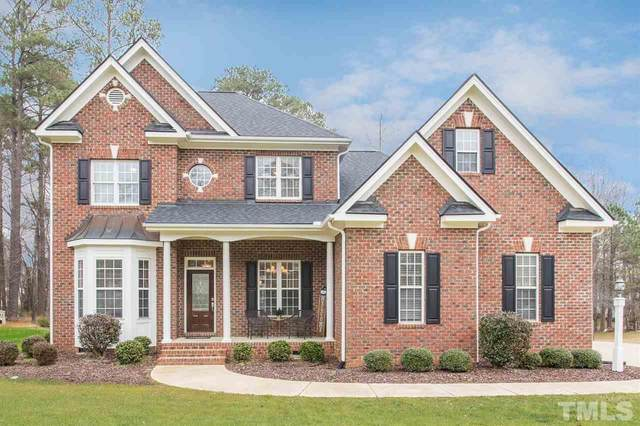 2636 Forestbluff Drive, Fuquay Varina, NC 27526 (MLS #2360859) :: On Point Realty