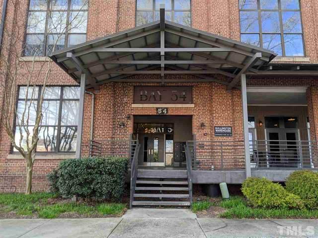 500 N Duke Street 54-209, Durham, NC 27701 (#2360896) :: Real Properties