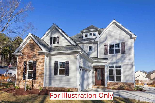 204 Cotten Drive, Morrisville, NC 27560 (#2360969) :: Bright Ideas Realty