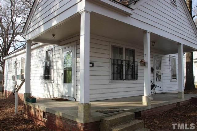 705 N Driver Street, Durham, NC 27703 (#2361009) :: Real Properties