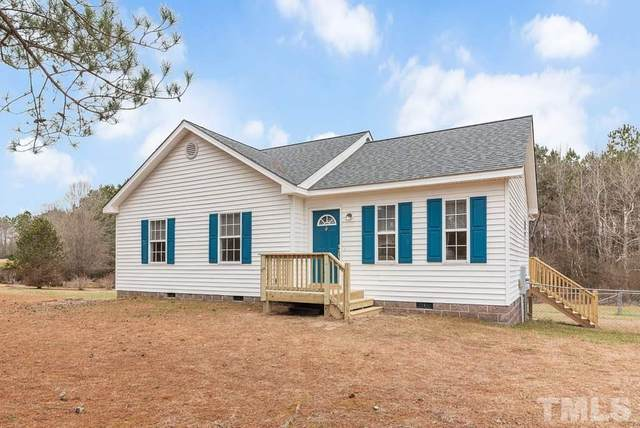 218 Scotts Lane, Angier, NC 27501 (#2361092) :: Marti Hampton Team brokered by eXp Realty